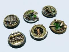 40mm BioTech - Round Bases