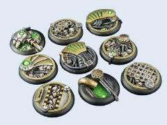 30mm BioTech - Warmachine Round Bases