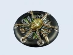 50mm BioTech - Warmachine Round Base #3