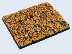 20x20mm Wasteland - Square Bases