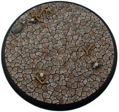 120mm Wasteland - Round Base