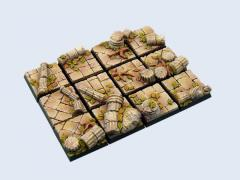 25x25mm Ancient - Square Bases