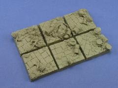 40x40mm Ancient - Square Bases