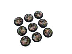 30mm Ancient - Warmachine Round Bases