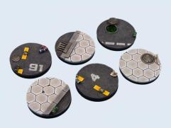 40mm Urban - Round Bases