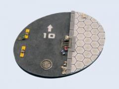 120mm Urban - Ellipse Base