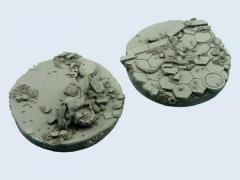 60mm Urban Fight - Round Base
