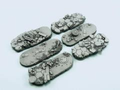25x70mm Urban Fight - Bike Bases