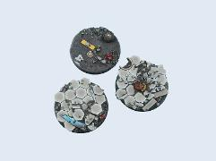 50mm Urban Fight - Round Bases