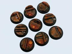 30mm Pipeworks - Round Bases