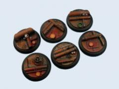 40mm Pipeworks - Warmachine Round Bases