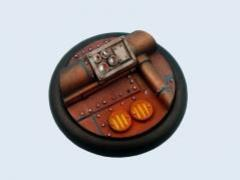 50mm Pipeworks - Warmachine Round Base