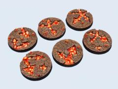 40mm Chaos Wastes - Round Bases