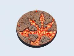60mm Chaos Wastes - Round Base
