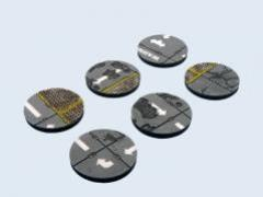 40mm Warehouse - Round Bases