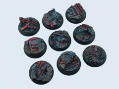 30mm Derelict - Warmachine Round Bases