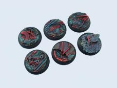 40mm Derelict - Warmachine Round Bases