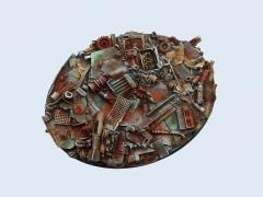 120mm Scrapyard - Ellipse Base