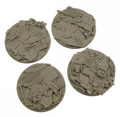 55mm Scrapyard - Round Bases