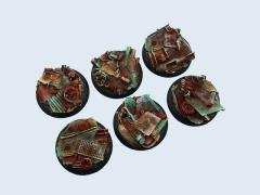 40mm Scrapyard - Warmachine Round Bases