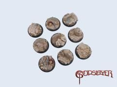 30mm Halodyne - Warmachine Round Bases