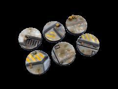 40mm Terminus - Round Bases