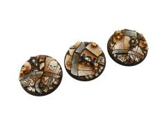 50mm Ruined Chapel - Round Bases