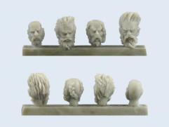 Barbarian Heads #1