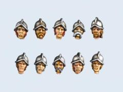 Guards Heads #1