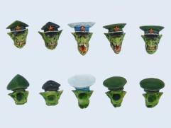 Goblin General Heads #1