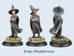 Esme Weatherwax #1