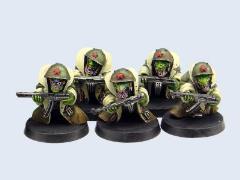 Goblin Troopers - Soviet #1