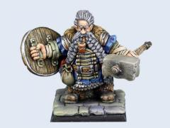 Haldar - Dwarf