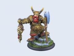 Goldar the Warrior - Dwarf