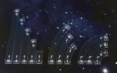 Space Fighter - Move Templates - Navy