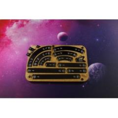 Space Fighter - Maneuver Tray - Black