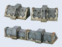 Low Fortifications MK II - Straight #2