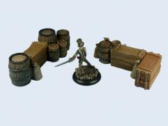 Ware Piles #1