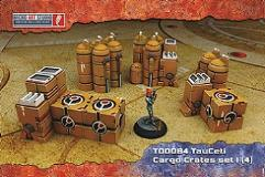 TauCeti Cargo Crates