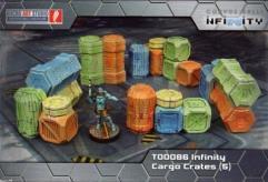 Cargo Crates - Complete Set