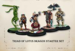 Triad of Lotus Dragon Starter