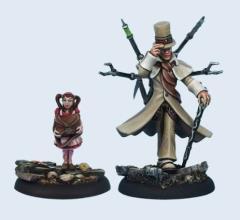 Sir Jonathon Wormwood & Ursula