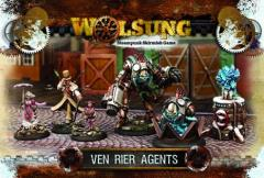 Ven Rier Agents Starter Club 2