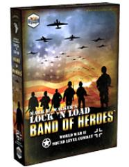 Lock 'N Load - Band of Heroes (1st Edition)