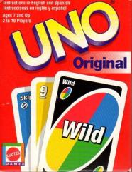 UNO Original (2001 Edition)