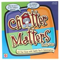 Chatter Matters Family Game