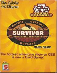 Survivor - The Australian Outback Card Game