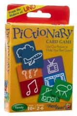 Pictionary - Card Game