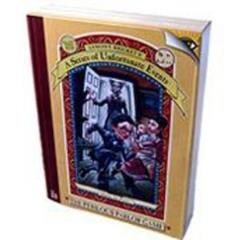 Lemony Snicket's - A Series of Unfortunate Events, The Perilous Parlor Game