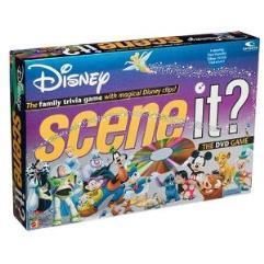 Scene It? - Disney (1st Edition)